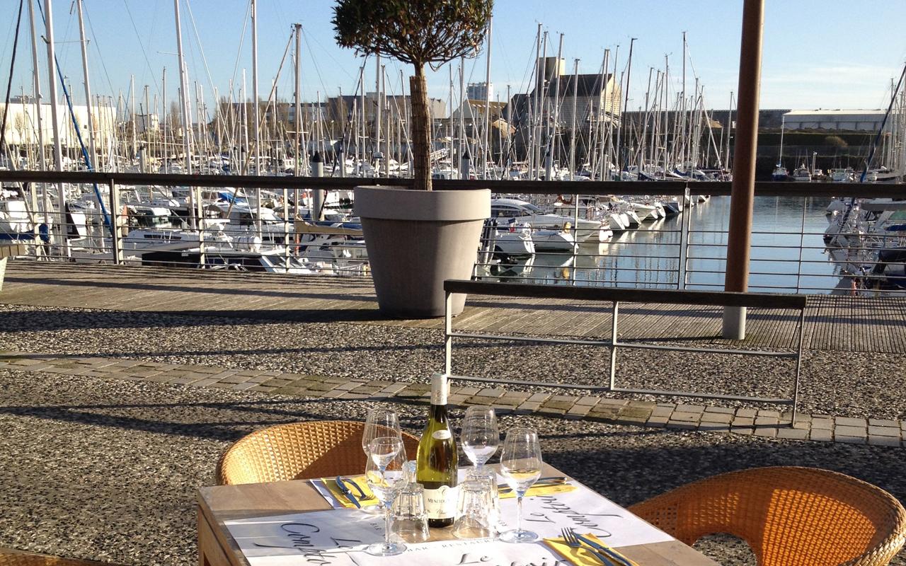 Le comptoir restaurants les sables d 39 olonne vend e - Restaurant le port les sables d olonne ...