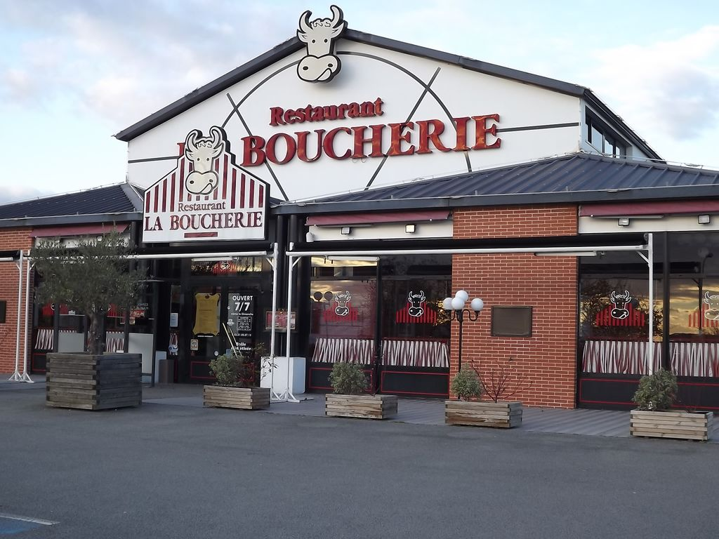 La boucherie restaurants la roche sur yon vendee tourism - La table restaurant la roche sur yon ...