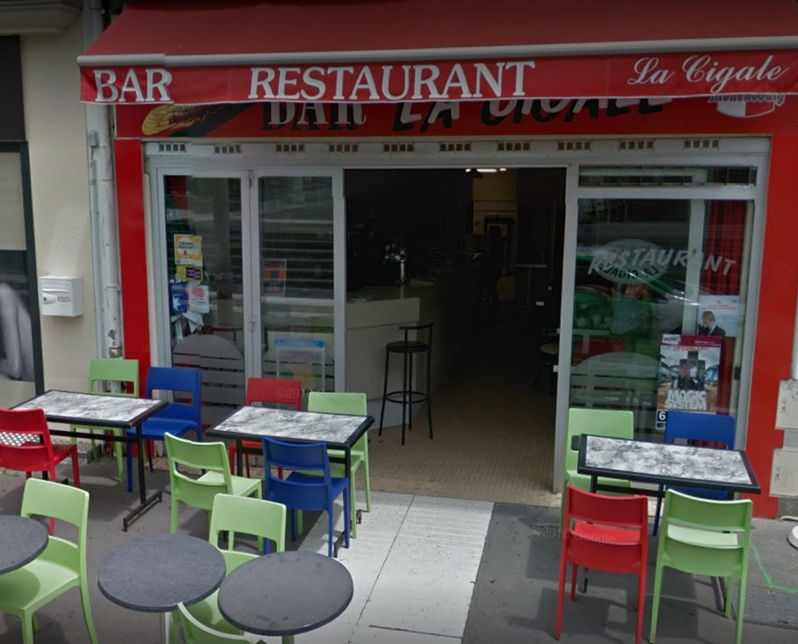 La cigale restaurants la roche sur yon vendee tourism - La table restaurant la roche sur yon ...