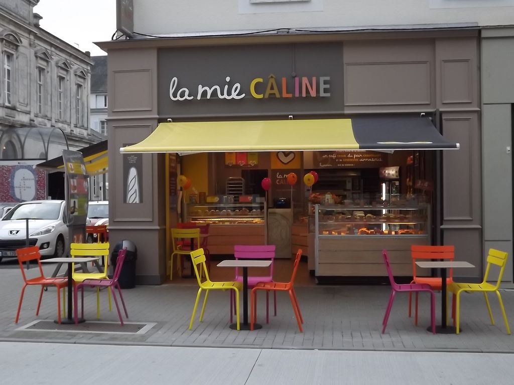 la mie c line restaurants la roche sur yon vendee tourism. Black Bedroom Furniture Sets. Home Design Ideas