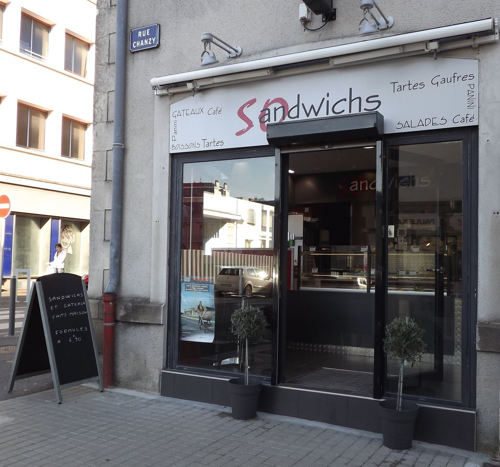 So sandwichs restaurants la roche sur yon vendee tourism - La table restaurant la roche sur yon ...