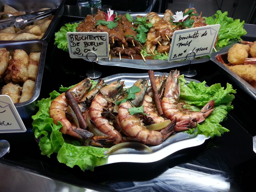Azi n 39 cook restaurants la roche sur yon vend e tourisme - Office du tourisme de la roche sur yon ...