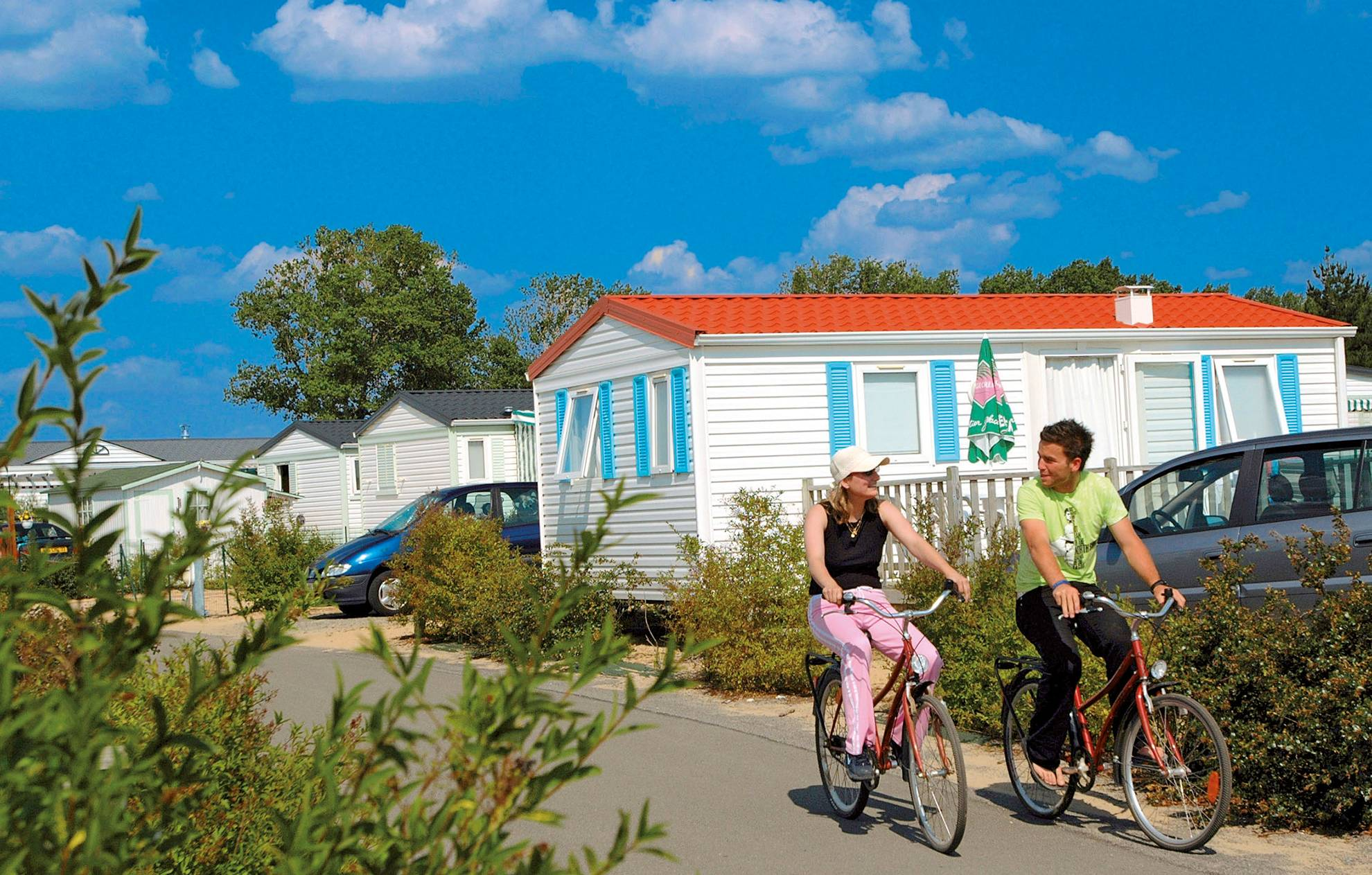 vitalys l 39 etang de besse campsites saint hilaire de riez vendee tourism