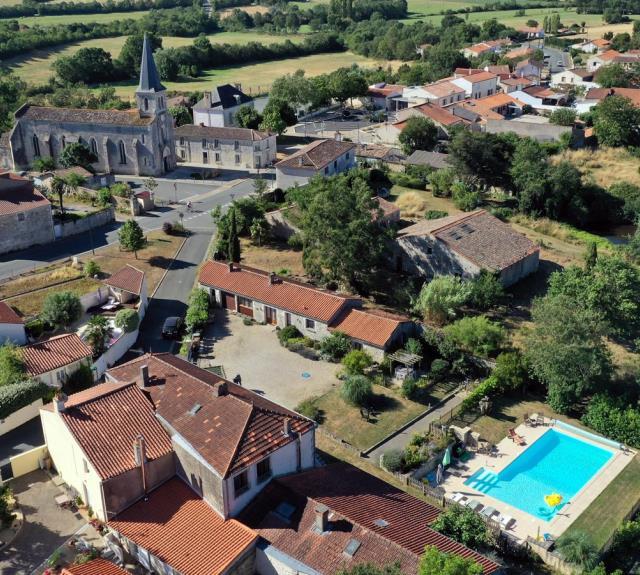 Le Village de Lairoux