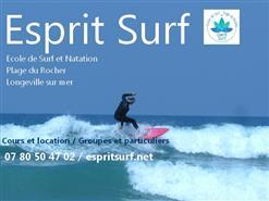 Esprit Surf Longeville sur Mer coordonnées
