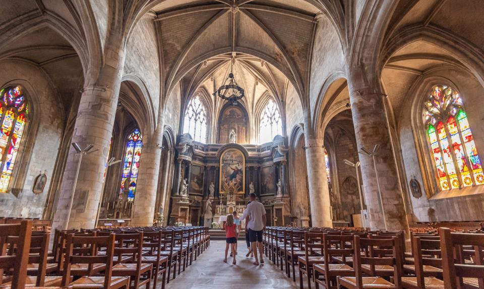 Eglise Notre Dame - Fontenay le Comte