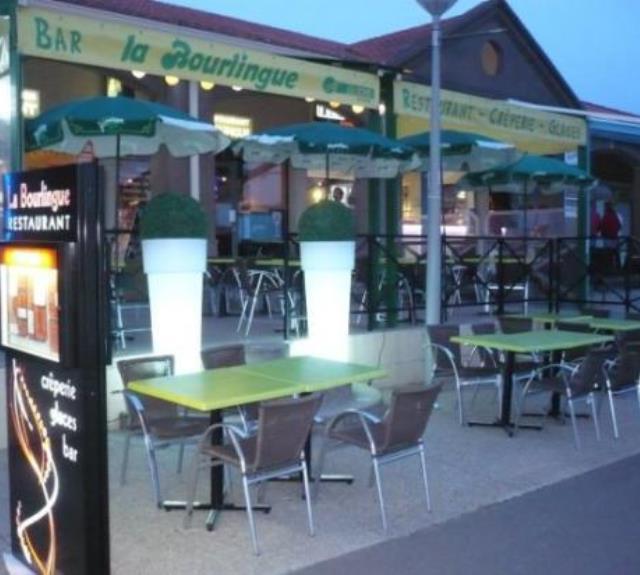 Restaurant La Bourlingue - Talmont-Saint-Hilaire - 1