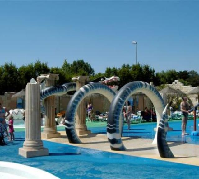 Camping Le Clarys Plage
