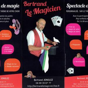 BERTRAND LE MAGICIEN
