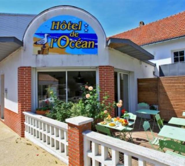 hotel de l'ocean notre dame de monts vendee
