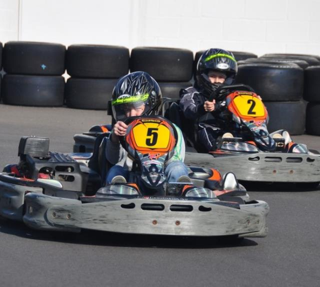 Pause sport - Karting